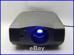 EIKI LC-XT4 12K ANSI Lumens 3LCD XGA Theater Projector 120V KF6-XT4U01