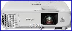 EPSON EB-U05 3LCD Beamer WUXGA, 3.400 Lumen, Kontrast 15.0001 Neu & OVP