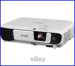 EPSON EB-X41 Smart HD Ready Office Projector Currys