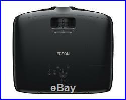 EPSON EH-TW6000 LCD 3D Projektor Beamer Full HD 2200 Lumen / HDMI / FACHHÄNDLER