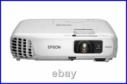 Eb-x18 Epson 3000 Lumens Home Cinema Hdmi Projector New Lamp 6000 Hours