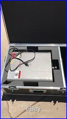 Eiki LC-X80 Projector 6500 Lumens Christie LX650 Sanyo PLC-XP100L Large venue