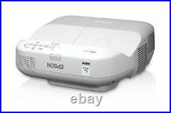 Epson 470w Short Throw Projector