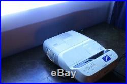 Epson EB-455Wi0,371 Ultra-Kurzdistanz Beamer Whiteboard Projektor interaktiv