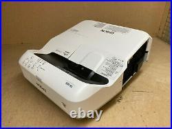 Epson EB-680 Ultra Short Throw Projector (3,500 Lumens) 3LCD XGA HDMI RRP £870