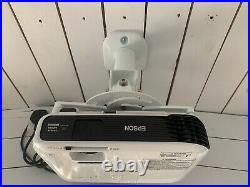 Epson EB-U04 HD 3LCD Digital Projector Excellent Condition