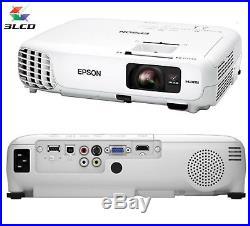Epson EB-X18 Full 3DHD Ready (3000 ANSI, XGA10,0001) Tri-LCD HDMI Projector