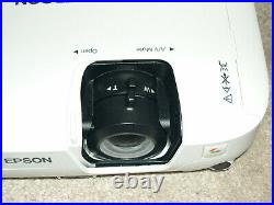Epson EB-X7 XGA LCD Projector Data/Video/HD-Ready HDTV Powerlite USB Inputs