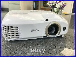 Epson EH-TW5300 Full HD 1080p projector. Low lamp hours
