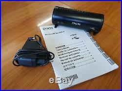 Epson EH-TW6000W Tri-LCD 3D Full HD Projektor/Beamer mit Zubehör