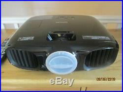 Epson EH-TW6100 Full HD 3D LCD Projector