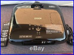 Epson EH-TW6100 Tri-LCD Projektor, 3D