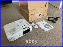 Epson EH-TW650 Full HD 1080 Projector 3100 Lumens