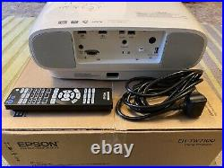 Epson EH-TW7100 4K PRO UHD LCD Home Theatre Cinema Projector