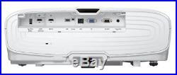 Epson EH-TW7300 4K Enhanced / UHD / FullHD 2D / 3D Projektor 2300 Lumen