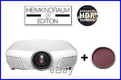 Epson EH-TW7300 in der HKR Edition inkl. Dem Advanced Tuning mit Filter