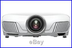 Epson Eh-tw8300 3lcd Full Hd 3d 1080p 4k Home Cinema Projector