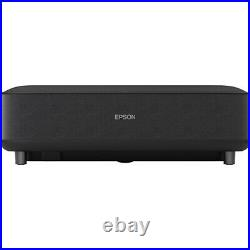 Epson EpiqVision EHLS300B Smart Laser Ultra Short Throw Projector HDR Black