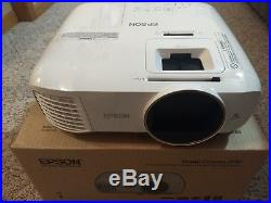 Epson Home Cinema 2150 Wireless 1080p 3LCD Projector Home