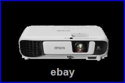 Epson Home Cinema & Office Projector EB-S41 SVGA 3300 Lumens White