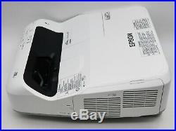 Epson PowerLite 680 3500-Lumen XGA Ultra-Short Throw 3LCD Projector
