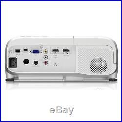 Epson PowerLite Home Cinema 2040 3D 1080p Full HD 3LCD Projector #V11H707020