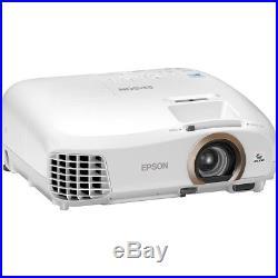 Epson PowerLite Home Cinema Projector 2045 Wireless 3D Full HD 1080p V11H709020