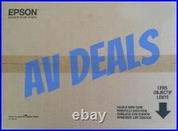 Epson PowerLite Pro Cinema LS10000 3LCD Reflective Laser 4K Enhancement