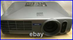 Epson Powerlite 830p Projector XGA 3000 Lumens 1080i withremote and HDMI adapter