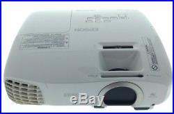 Epson Powerlite HC2030 Home Cinema 2030 2D/3D 1080p 3LCD Projector