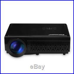 Excelvan LED 7000Lumen Projector HD 1080P Home Multimedia Cinema HDMI/USB/VGA/TV