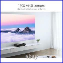 Fengmi 4K Cinema Laser Projector 150 Inch with Bluetooth 4.0 MIUI TV