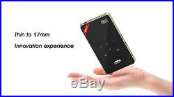 H96-P 4K DLP Mini Projector Quad Core 2+16G BT4.0 Dual Wifi Android Home Theater