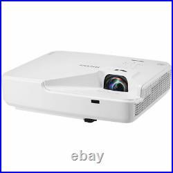 HDMI RICHO LASER Short Throw Projector 1610 WXGA 3300 LUMENS FULLY SERVICED