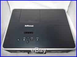InFocus IN5110 (Christie LWU420) WUXGA 1920x1200 1080p 3-LCD Projector 4200lumen