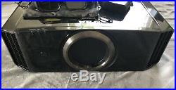 JVC Beamer DLA-X70 RBE D-ILA Projektor Neu Generallüberholt mit 3D Brillen 4K