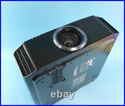 JVC D-ILA 3D/4K Home Theater Projector Model DLA-X570RBK, Black #P4110