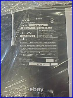 JVC D-ILA DLA-X90RBU Front Projector Full HD