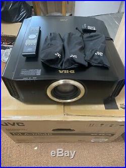 JVC DLA-RS48E 3d beamer projektor, 3d brillen, PK-AG3, emitter, PK-EM2, heimkino
