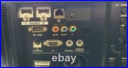 JVC DLA-RS65E 4K e-shift, DILA Projector