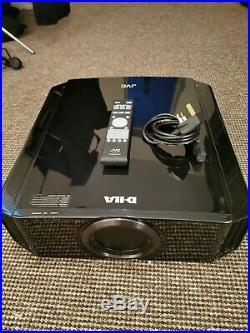 JVC DLA-X3 Projector