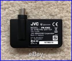 JVC DLA-X500 4K eShift 3D Projector