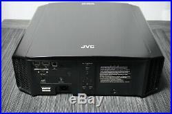 JVC DLA-X5000 B, 4K High End Heimkinobeamer, schwarz, 340Std