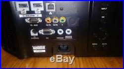 JVC DLA-X70RBU D-ILA Projector