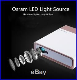 KONKA 10000 Lumens 4K WIFI DLP Laser Projector Android Ultra Short Throw Cinema