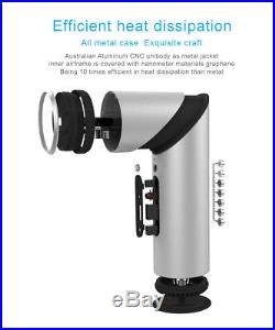 Kixin DLP Smart Portable Mini Steel Subwoofer Projector K5 MOBILE CINEMA