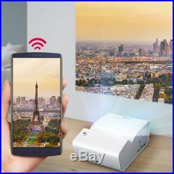 LG 2018 Projector PH55HT Ultra Short Throw 450Ansi HD WiFi Bluetooth 1.1Kg 220V