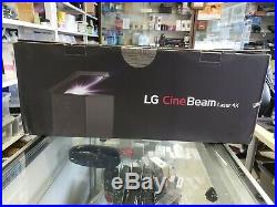 LG HU80KA CineBeam Laser 4K UHD Smart Home Theater Projector