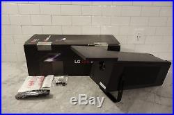 LG HU80KA XPR UHD Laser 4K DLP Home Theater Projector