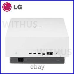 LG HU810PW 4K UHD Laser Smart Home Theater CineBeam Projector 2700 Lumen 300